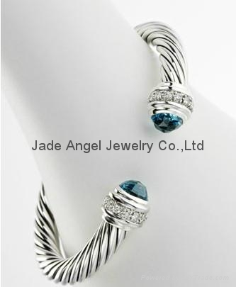 david yurman designer inspired jewelry pearl silver ice