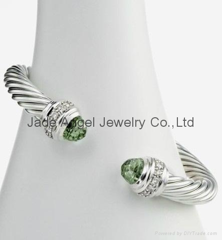 Knock Off David Yurman Bracelet Jewelry Flatheadlake3on3