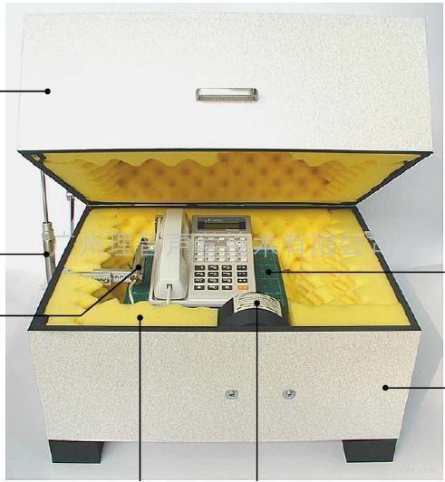 靜音箱 消音箱 消聲箱 隔音箱 噪聲箱 1