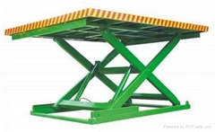 Stationary Hydraulic Lifting Table