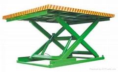 Stationary Hydraulic Lifting Table