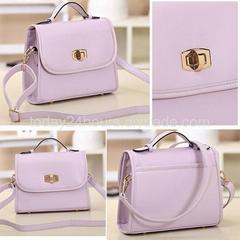 Fashion Crossbag Shoulder handbag Womens PU Leather Clutch bag