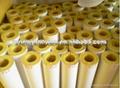 Fiberglass Pipe Insulation Section