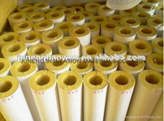 Fiberglass Pipe Insulation Section