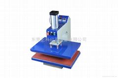 气动单工位热熔胶机