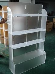 有機玻璃(壓克力)展櫃2