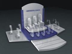 有機玻璃(壓克力)珠寶展台/道具