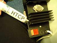 Force non-silicon heat conduction paste  1