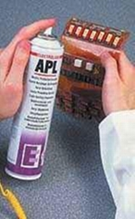 Acrylic acid transparent protective paint