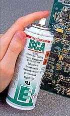 DCA200H line board transparent protective paint