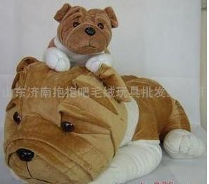 抱抱吧毛绒玩具儿童木马 2