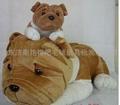 抱抱吧毛絨玩具儿童木馬 2