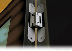 可调十字隐藏铰链3D DOOR HINGE