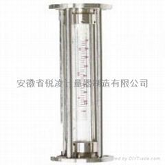 不鏽鋼玻璃管轉子流量計