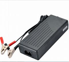 29.4V 2.8A 磷酸铁锂电池充电器(带MCU)