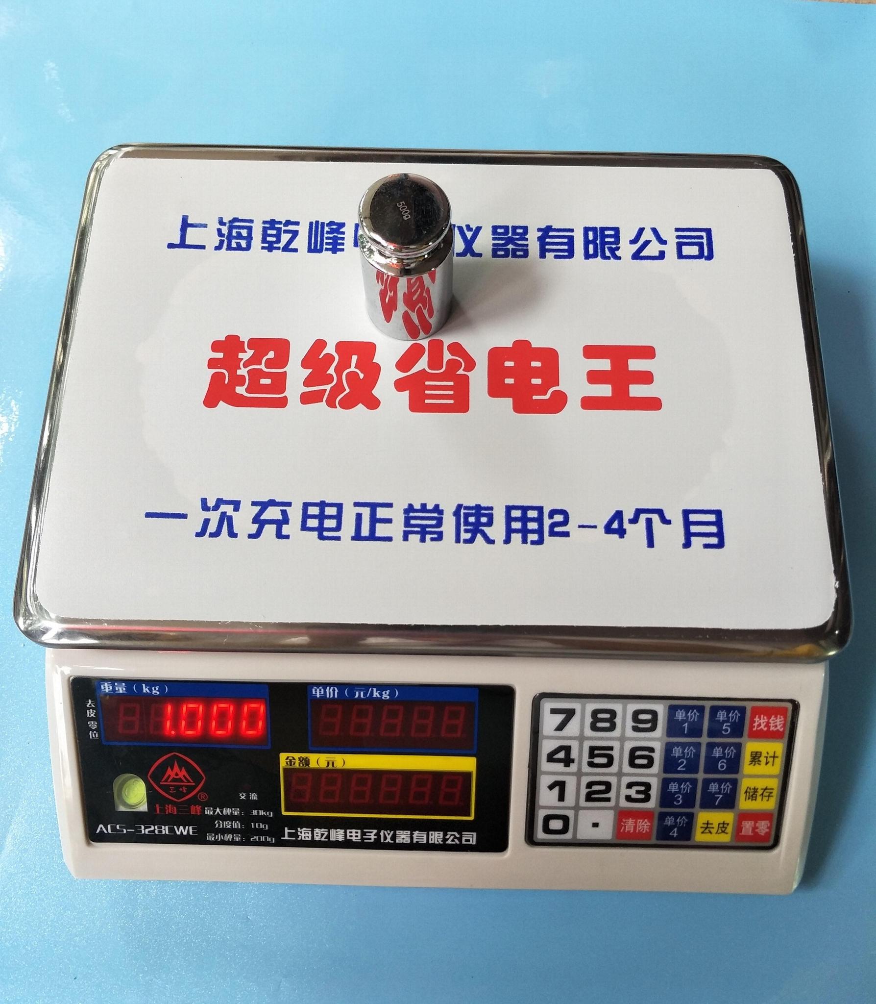 電子計價秤  1