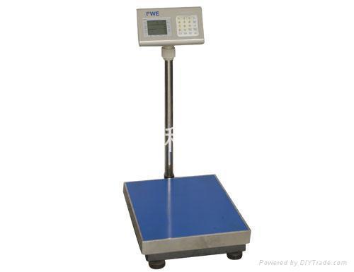 電子計重計數台秤 1