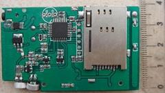 声控GSM回拨接听板
