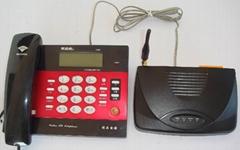 可外接电话机的GSM无线报警主机
