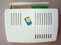 GSM & PSTN Double Network Alarm System