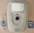 3G Video Alarm with PIR & SD