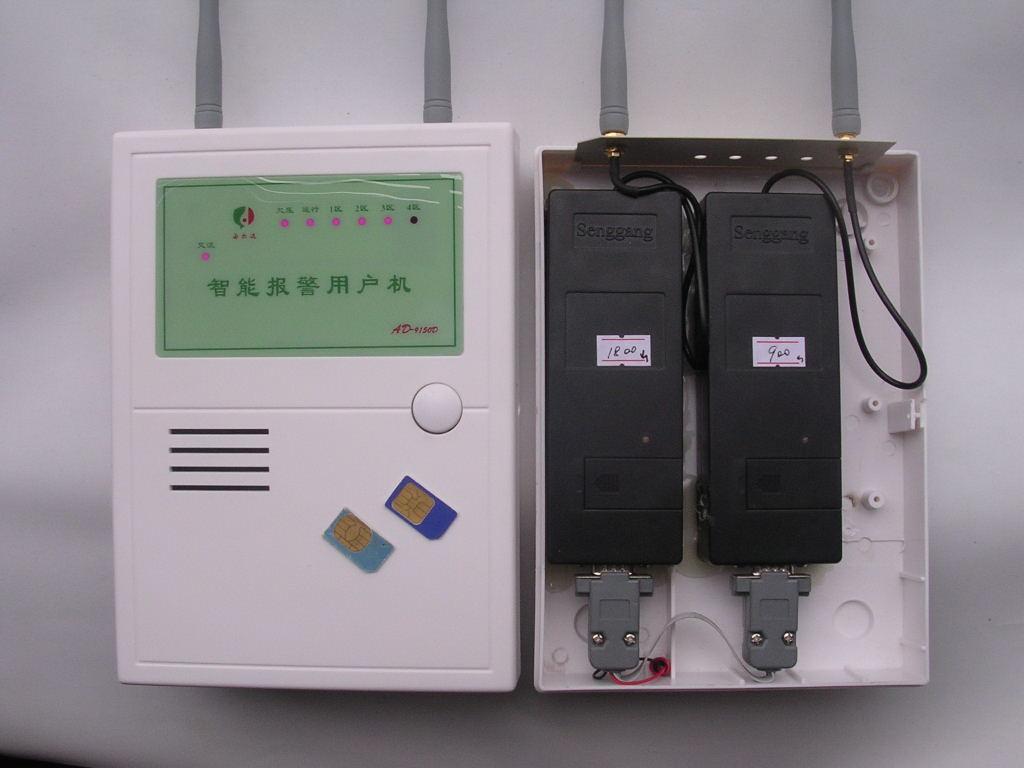 二个GSM网络自动转接器