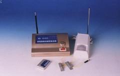 家庭住宅防盗报警器  (探测器可遥控)