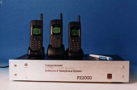 小區域無線移動報警控製中心 (移動手機可接警) 1