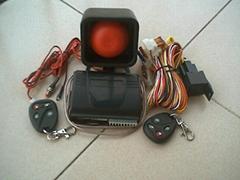 汽車防盜遙控報警器SG-110A