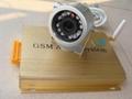 GSM-SD手机彩信可视报警器