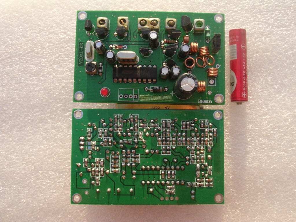 无线寻呼编码发射模块 1