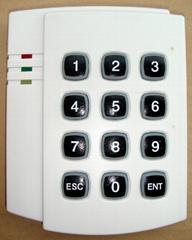 室外无线密码键盘