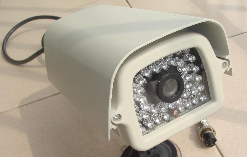 室外防水Jpeg串口摄像头(30W-200W)