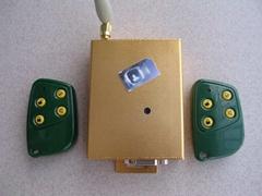 GSM-III自动拍照报警器(内置摄像头)