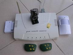 GSM-IV手機彩信可視防盜報警器