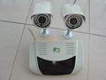 4路AV彩信可视报警系统