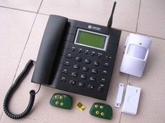 GSM Fixed Wireless Terminal with Alarm