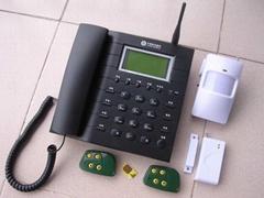 GSM-PT  電話機型GSM報警器