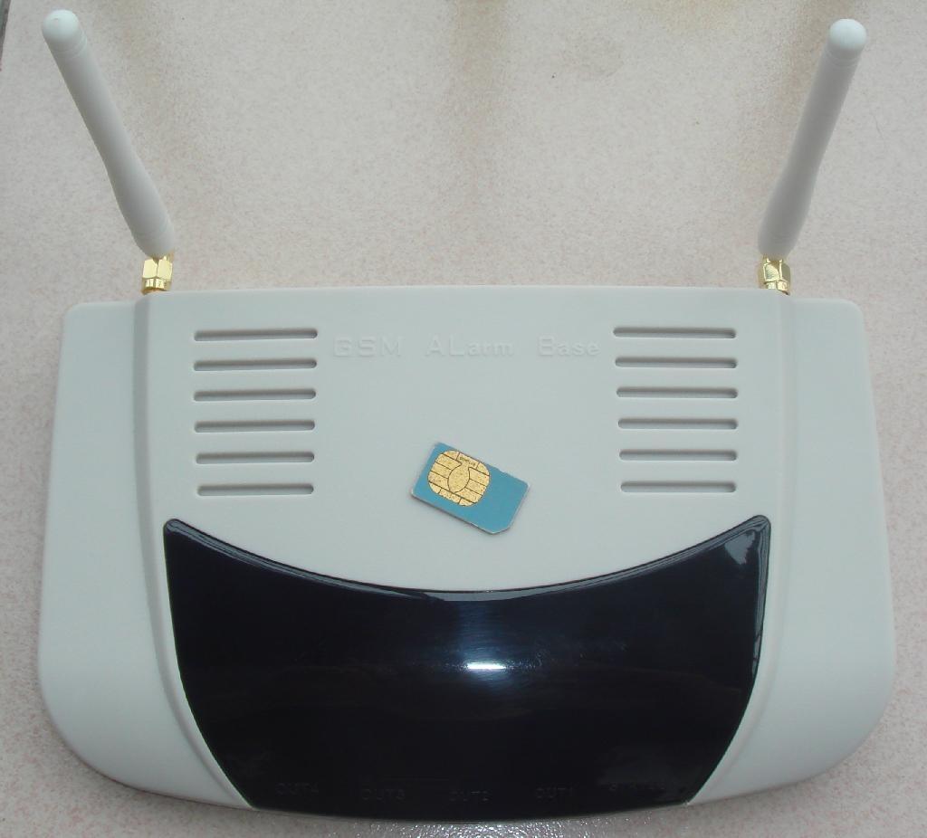 電話轉接器(雙無線GSM網絡) 2