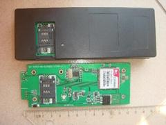 GSM变压器防盗报警盒