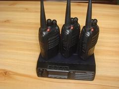 物业小区/工矿企业/酒店系统无线对讲系统解决方案