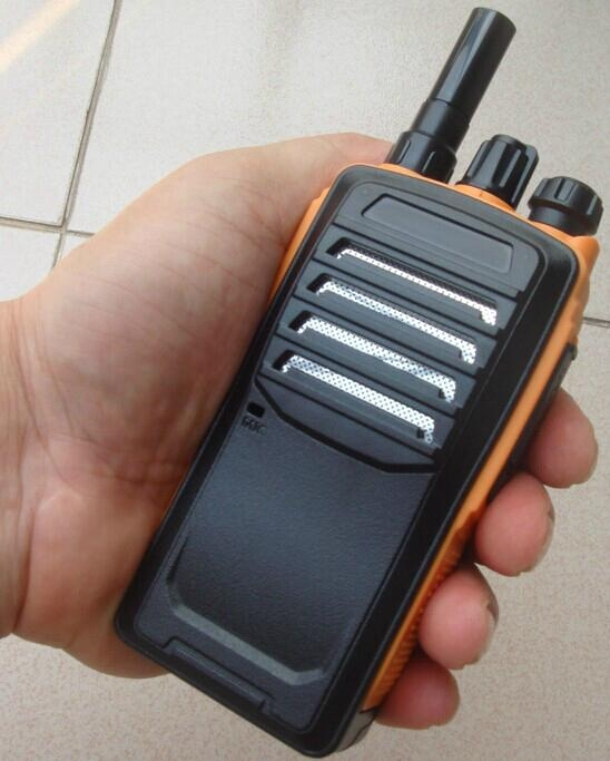 CDMA数字集群对讲机