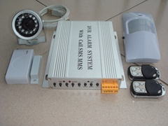DVR視頻錄像報警器(帶撥號)