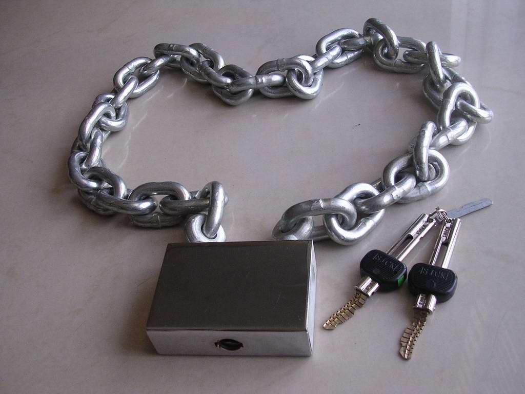 鏈條鎖 1