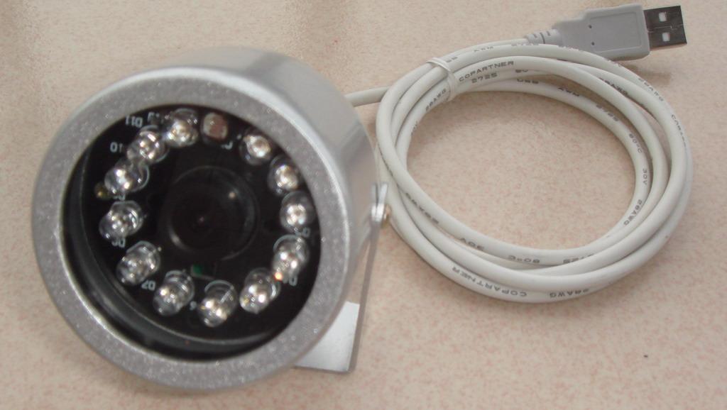 JPEG串口吸顶摄像头  4
