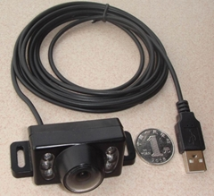 JPEG RS-232 car Camera