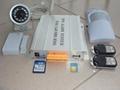 GPRS/CDMA  IP无线图像监控中心