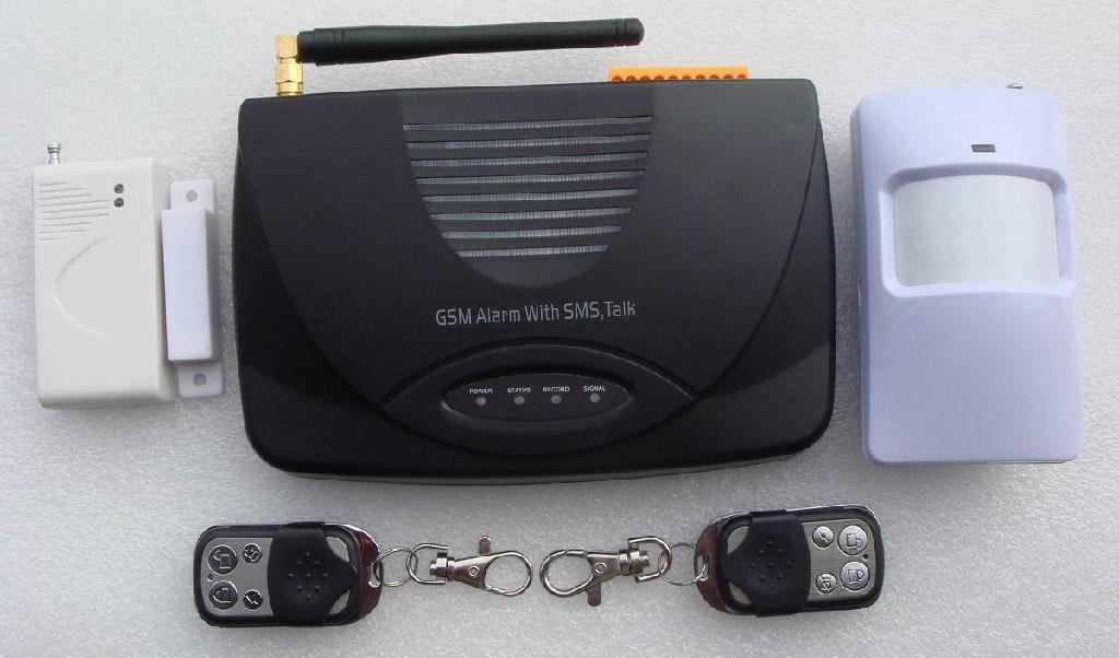 GSM报警器(第三代)