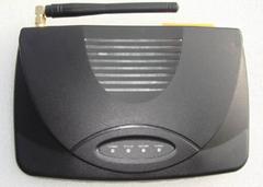 CDMA alarm System