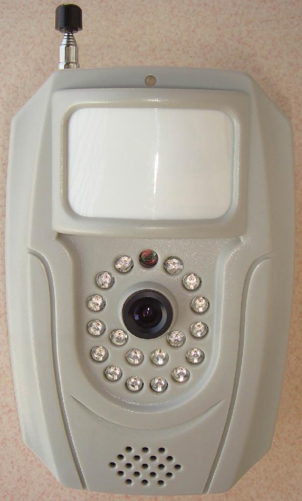 8路无线摄像头+彩信报警器(1) 4